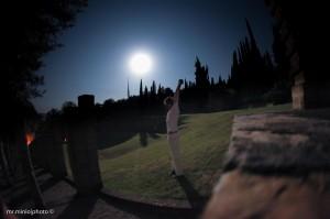 """15 Luglio 2011 """"La Scarzuola e la Luna"""""""