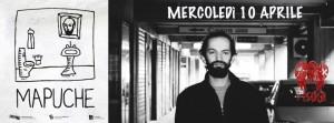 "MERCOLEDI 10 APRILE  ""MAPUCHE"""
