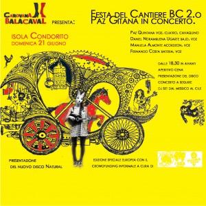 21- 6 Paz Gitana in concerto