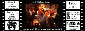 ven 23 Global Super 8 Day 2015 & sab 24 Puso + La revancha de la Electrocumbia