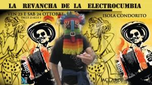 LA REVANCHA DE LA ELECTROCUMBIA