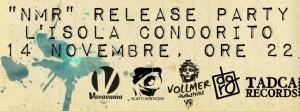 REsab 14/11 ReLEASE PARTY! La Teiera di Russell | Mistral Pusher | BMT Crew (djset) live @ L'Isola Condorito