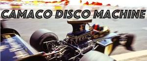 CAMACO DISCO MACHINE #1 c/o CONDORITO Sabato 28 novembre