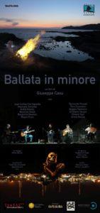 """""""Ballata  in Minore"""" un film di Giuseppe Casu in concorso al Festival CINEMAMBIENTE -torino-2019"""